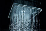 Clear Shower, Square