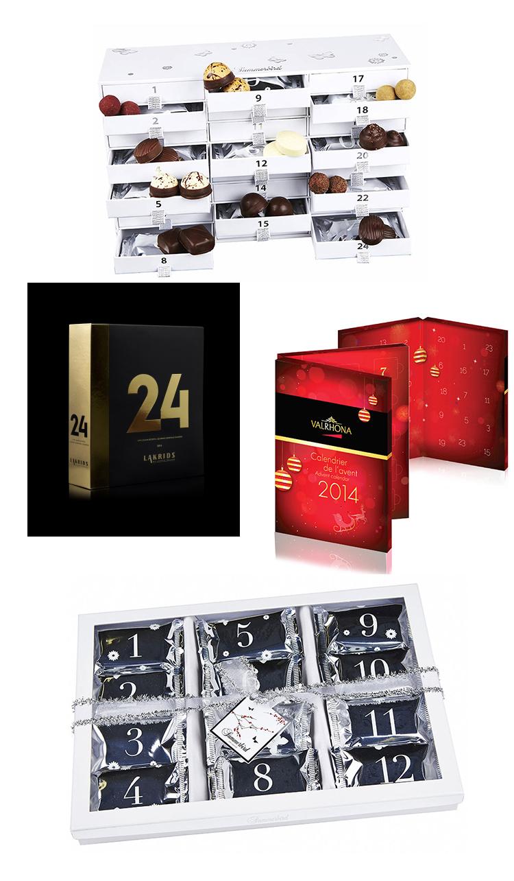 adventskalender 2018 vuxen choklad