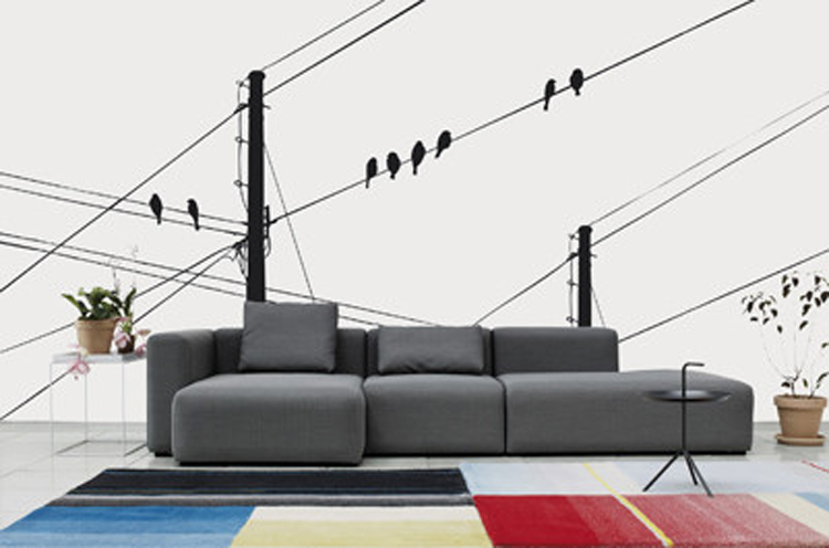 Powerlines design Kaja Solgaard