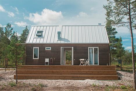 Ett hållbart hus blogg
