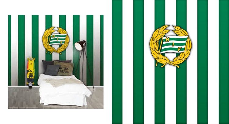 Hammarby IF/Stars on Walls