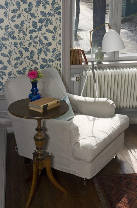 I Tornvillan har gamla möbleråterfått sin forna glans