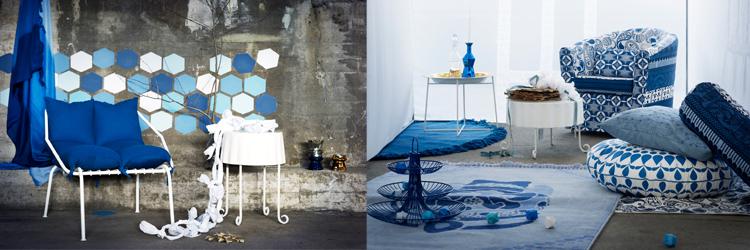 ikea satsar p bl tt. Black Bedroom Furniture Sets. Home Design Ideas