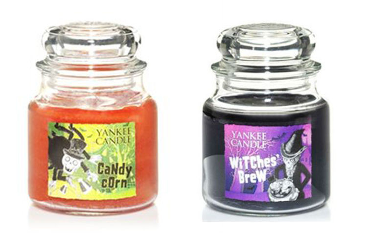 Yankee Candle - Candy Corn och Witches brew