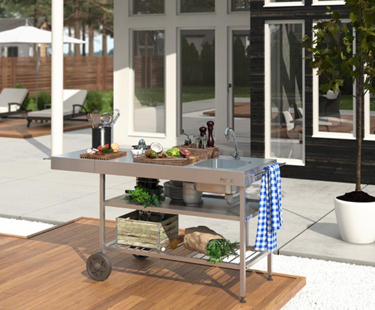 Matlagning utomhus med Purus utomhusk?k