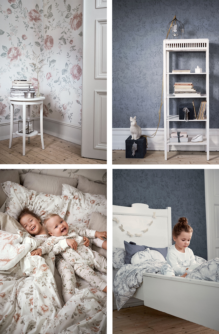 Newbie Wallpaper och Bedtime Stories