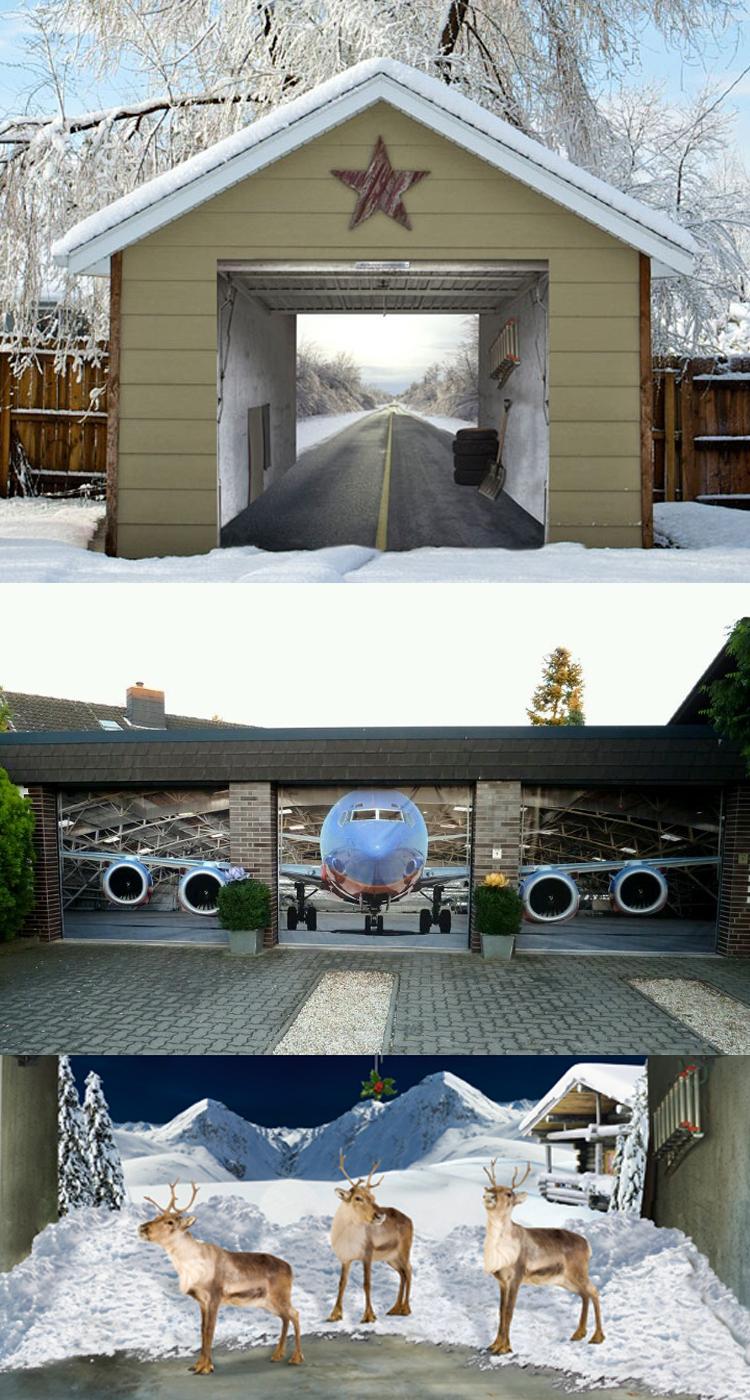 pimpa garageporten. Black Bedroom Furniture Sets. Home Design Ideas