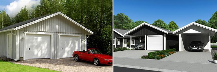 S planerar du ett nytt garage for Credit garage renault