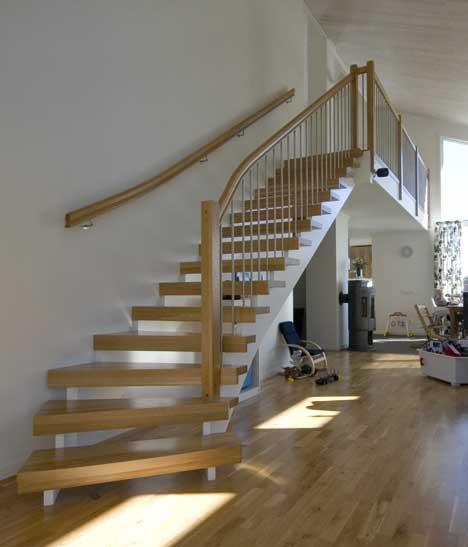 Steg för steg - gå säkert i trappan