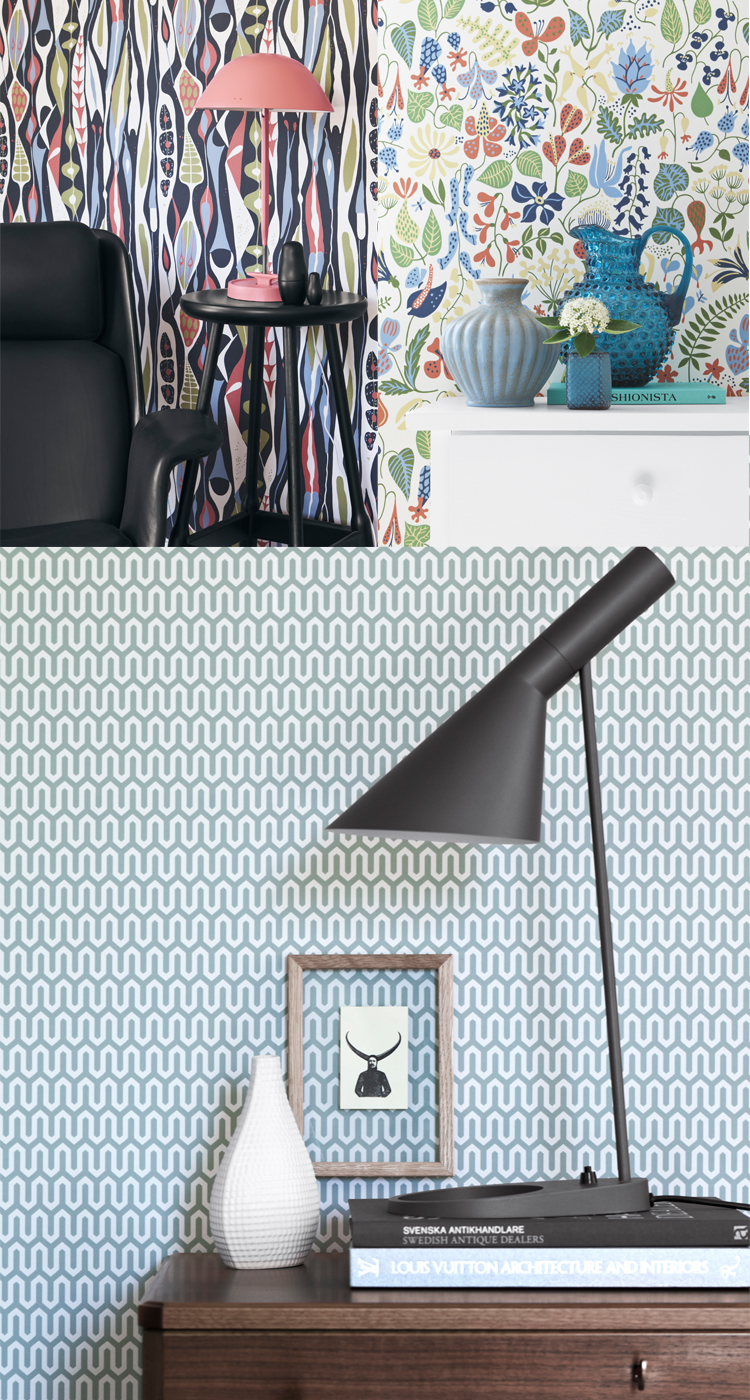 Wallpapers by Scandinavian/Boråstapeter