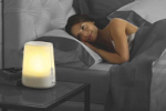 Test av v�ckarklocka - Philips Wake up light 3485