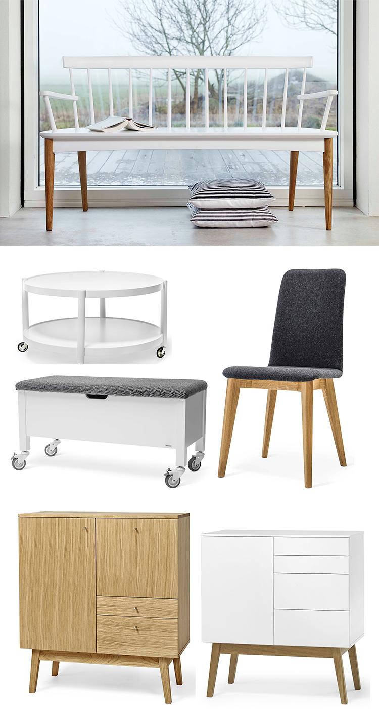 Torkelson möbler med rötter i skandinavisk design