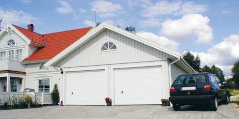 kostnad bygga garage kvm